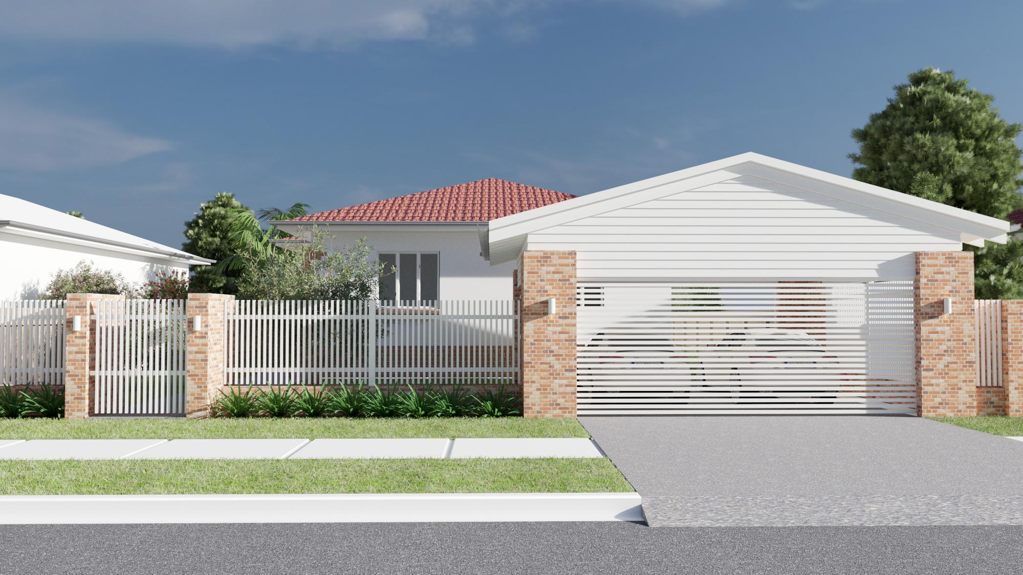 Greenslopes Cottage Extension